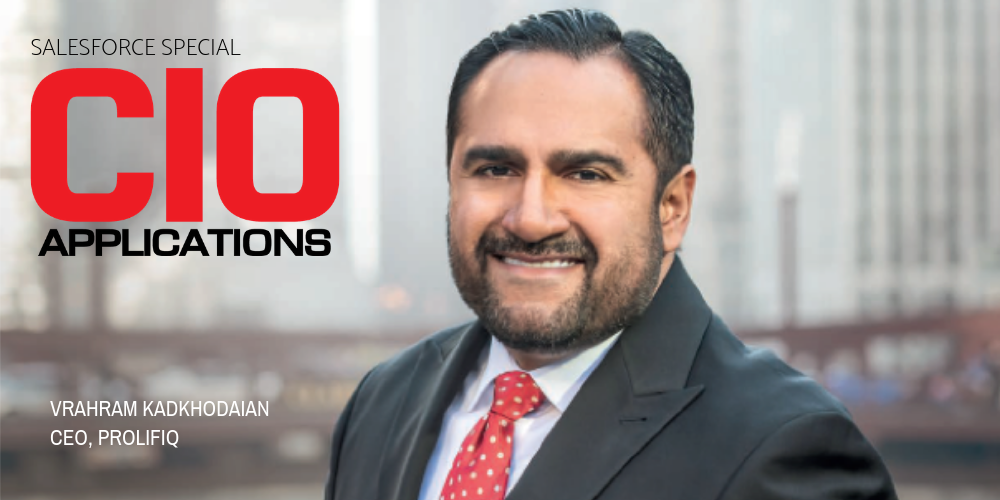 PROLIFIQ Named Among Top 25 Salesforce Solution Providers